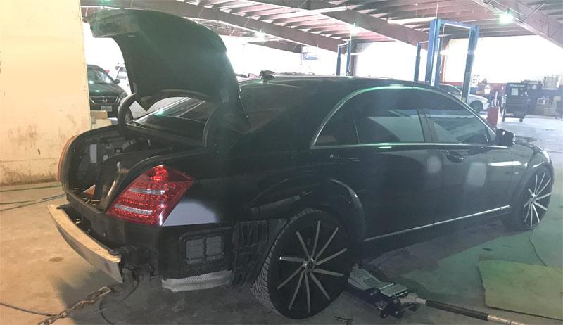 auto repairs medical center texas